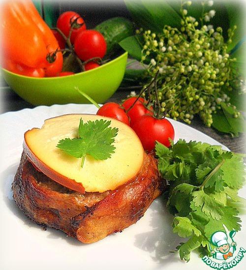 Фаршированные помидоры-гриль – кулинарный рецепт
