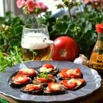 Мини-закуска баклажановая