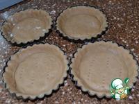 Пирожные Искушение ингредиенты