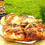 Курица-гриль Половинка