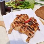 Цыплёнок А-ля тандури