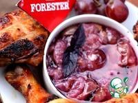 Виноградный соус для шашлыка из курицы ингредиенты