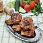 Куриные бедра-гриль в китайском стиле