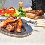 Куриные голени-гриль в маринаде Форестер