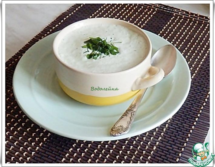 """Суп """"Летний"""" – кулинарный рецепт"""