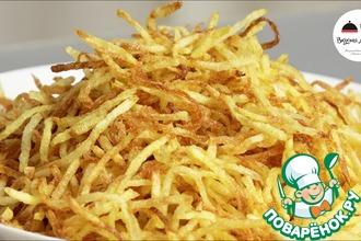 Рецепт: Картофель пай