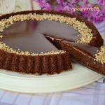 Шоколадный торт Джандуйя
