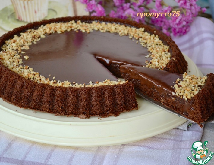 Рецепт: Шоколадный торт Джандуйя