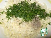 Лепёшки с сыром ингредиенты