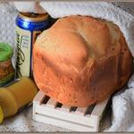 Горчичный хлеб на пиве