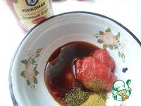 Карп в томатно-соевом маринаде ингредиенты