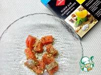 Шампиньоны с кетой в беконе ингредиенты