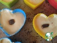 Капкейки с шоколадными каплями ингредиенты
