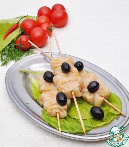 Рыба в испанском стиле – кулинарный рецепт