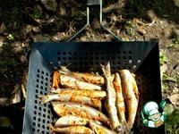 Салака в пикантном маринаде ингредиенты