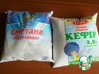 """Домашний сыр а-ля """"Маскарпоне"""" ингредиенты"""