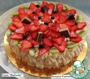 Торт «Павлова» по рецепту Джейми Оливера - Лайфхакер