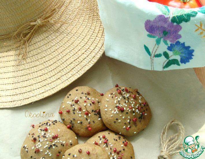 Ржаные лепешки с творогом в духовке рецепт как у бабушки