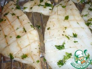 Кальмар на гриле: лучшие рецепты закусок из того морепродукта