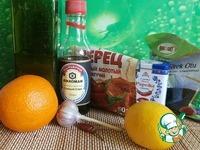 Потрясающая закуска из огурцов «Почти кимчи» ингредиенты