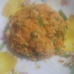 Сырно-морковный салат с репой