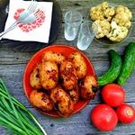 Пита на гриле с овощами – кулинарный рецепт