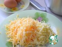 """Сырный кекс """"Мраморный"""" ингредиенты"""