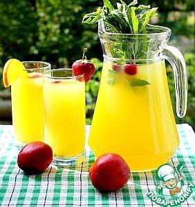 Citrus drink-designer