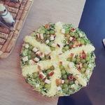Очень сочный салат