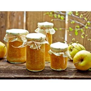 Джем из яблок и апельсинов
