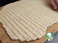Хлебные палочки к пиву и супу ингредиенты