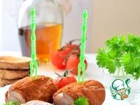 Мясная мини-закуска ингредиенты