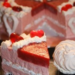 Торт-парфе Ягодка моя