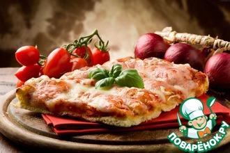 Рецепт: Пицца Пиканта