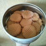 Американское арахисовое печенье