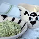 Зеленый творог