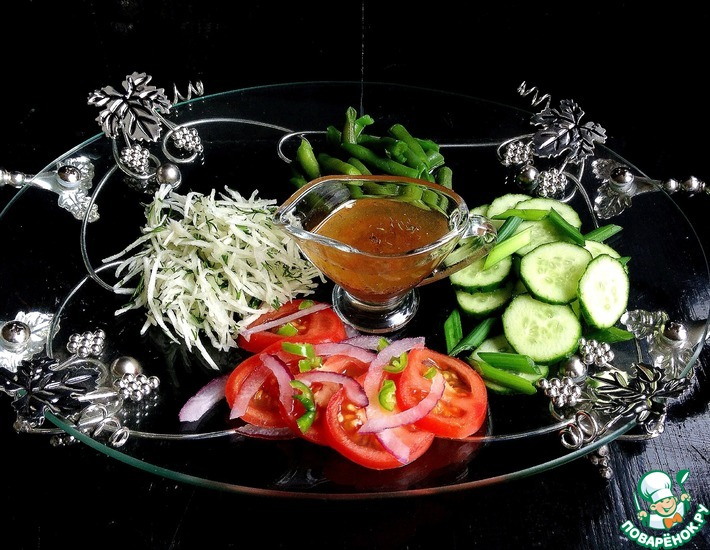 Рецепт: Салат Газапхули