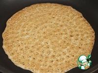 Блинчатый пирог Маковые напевы ингредиенты