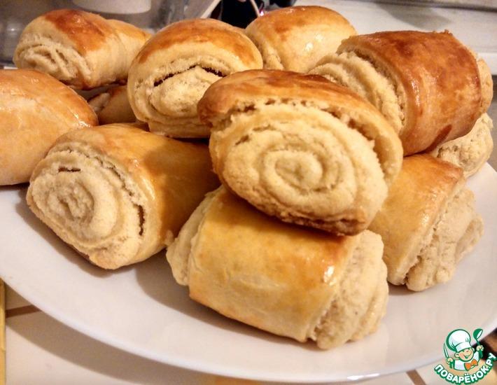 Рецепт: Армянское печенье Гата
