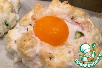Рецепт: Завтрак воздушный Потрясающий