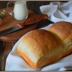 Японский белый хлеб