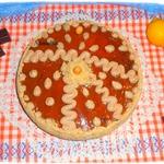 Торт Весенние нотки