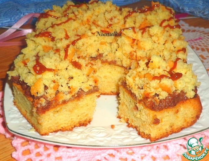 Рецепт: Торт Порционный