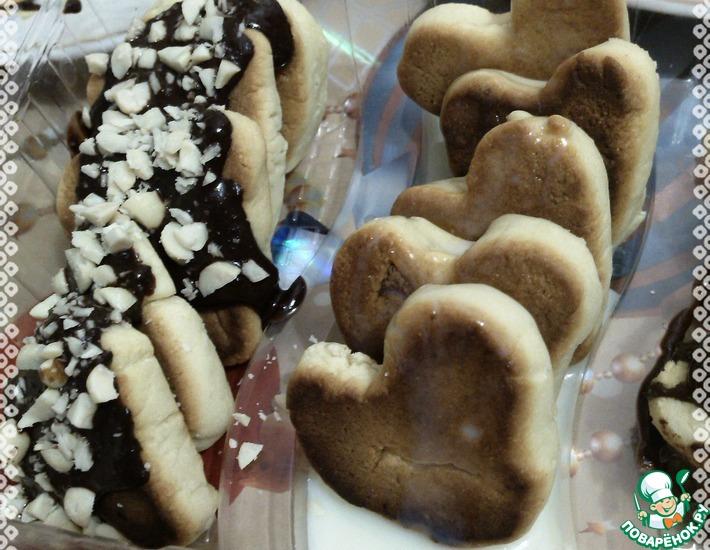 бисквитное печенье от домохозяек отзывы рецепты с фото