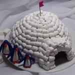 Торт Иглу