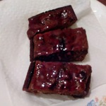 Шоколадный пирог с вареньем