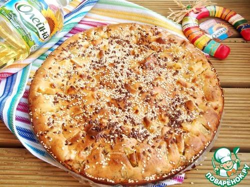 "Куриный ""ананас"" – кулинарный рецепт"