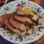 """Свинина """"Сочная"""" – кулинарный рецепт"""