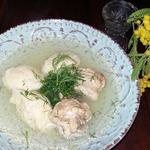 Куриный суп Бабушкин