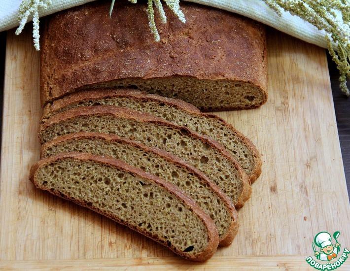 Рецепт: Гороховый хлеб